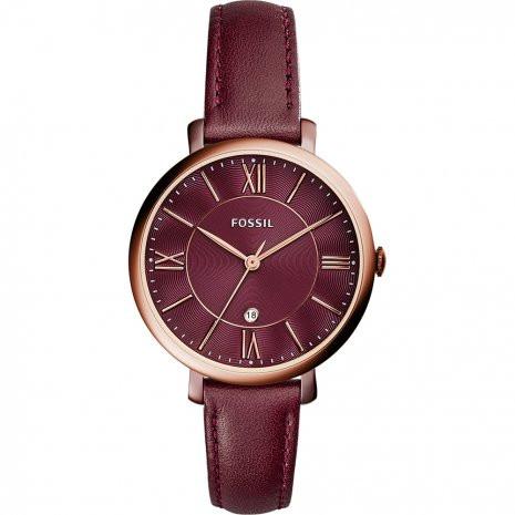 bracelet cuir pour montre fossil