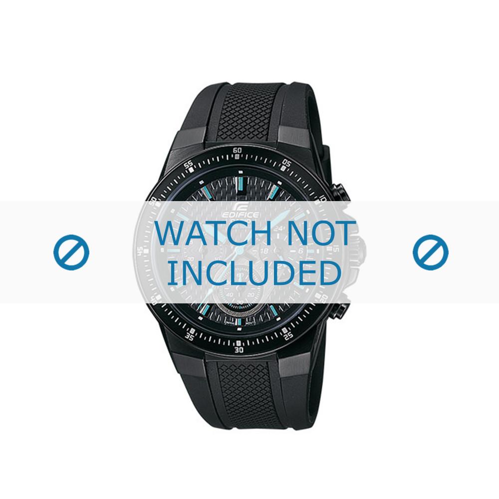 Casio EF 552PB 1A2V bracelet de montre Silicone 20mm  P4bmv