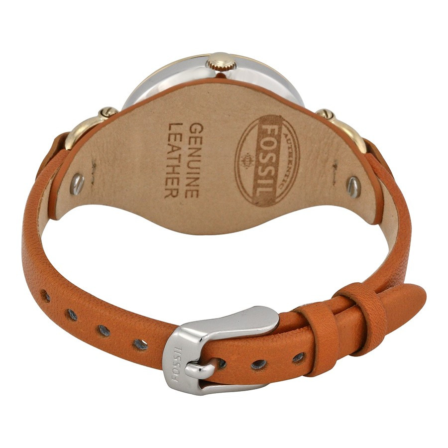 fossil bracelet femme montre