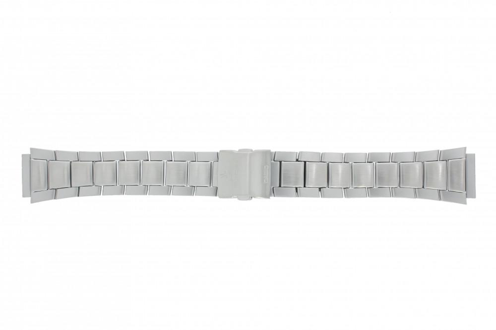 Bracelet de montre Casio WV 58DE 1AVEF 10243172 Acier 18mm lgCCI