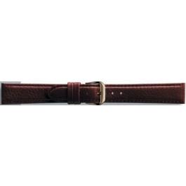 Bracelet de montre Universel 054R.02.18 Cuir Brun 18mm