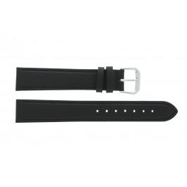 Bracelet de montre Condor 054R.01 Cuir Noir 10mm