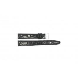 Bracelet de montre Condor 082R.01 Cuir Noir 10mm