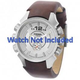 Bracelet de montre Diesel DZ4120 Cuir Brun 20mm