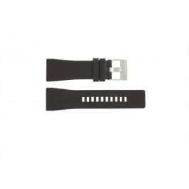 Bracelet de montre Diesel DZ1114 Cuir Brun 29mm