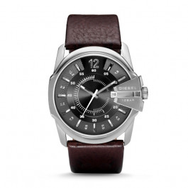 Bracelet de montre Diesel DZ1206 / DZ2064 Cuir Brun 27mm