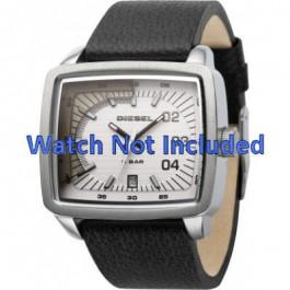 Bracelet de montre Diesel DZ1333 Cuir Noir 29mm
