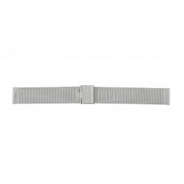 Bracelet de montre Universel 14.1.5-ST-ST Milanais Acier 14mm