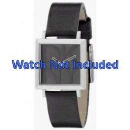 Bracelet de montre DKNY NY3419 Cuir Noir