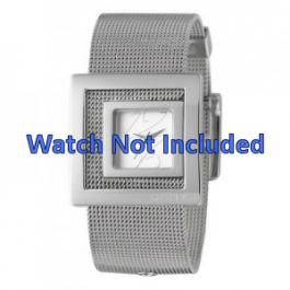 DKNY bracelet de montre NY4302 Métal Argent 24mm