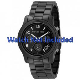 Michael Kors bracelet de montre MK5162 Céramique Noir 22mm