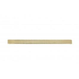 Bracelet de montre Universel HT1012 Acier Plaqué or 14mm