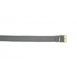 Bracelet de montre Universel PRLN.20.GRI Nylon Gris 20mm