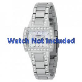 Bracelet de montre Fossil AM4131 Acier Acier 8mm