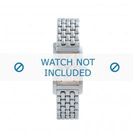 Armani bracelet de montre AR-0106 Métal Argent 19mm