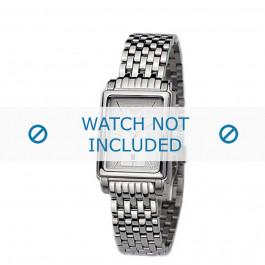 Armani bracelet de montre AR-0138 Métal Argent 14mm