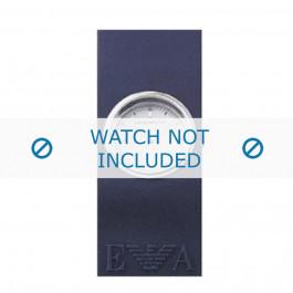 Armani bracelet de montre AR-1002 En caoutchouc Bleu 24mm