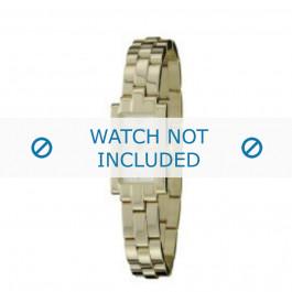 Armani bracelet de montre AR-5464 Métal Or (dorée) 23mm