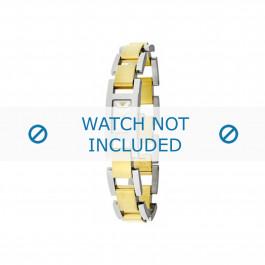 Armani bracelet de montre AR-5579 Métal Argent 8mm
