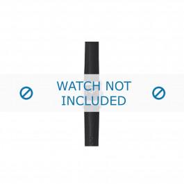 Armani bracelet de montre AR-5602 Cuir Noir 23mm