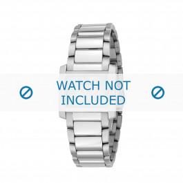Armani bracelet de montre AR-5696 Métal Argent 16mm