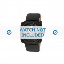 Armani bracelet de montre AR-5900 Cuir Noir