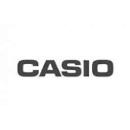Bracelet de montre Casio 10389103 Caoutchouc Bleu 16mm
