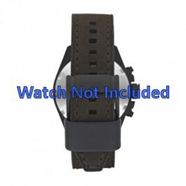 Bracelet de montre Fossil CH2804 Cuir Brun 22mm