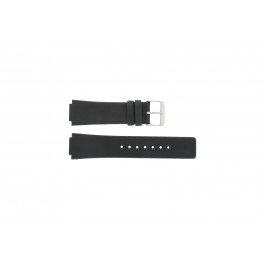 Danish Design bracelet de montre IQ13Q1007 / IQ12Q884 / IQ12Q1007 Cuir Noir 16mm