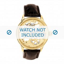 Davis Bracelet de montre brun 22mm 0895