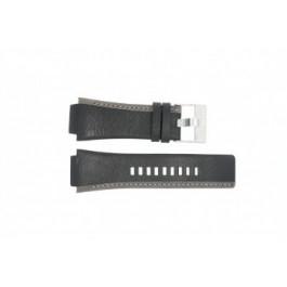 Bracelet de montre Diesel DZ4083 Cuir Noir 22mm