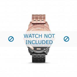 Diesel bracelet de montre DZ7329 Acier inoxydable Multicolore 22mm