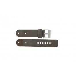 Diesel bracelet de montre DZ9004 Cuir Noir 36mm