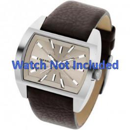 Bracelet de montre Diesel DZ1113 Cuir Brun 29mm