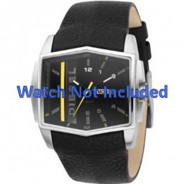 Bracelet de montre Diesel DZ1340 Cuir Noir 30mm