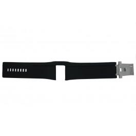 Bracelet de montre Diesel DZ7033 Cuir Noir 28mm