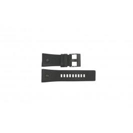 Bracelet de montre Diesel DZ7127 Cuir Noir 29mm
