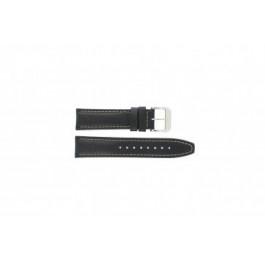 Bracelet de montre Festina F16081-7 Cuir Noir 22mm