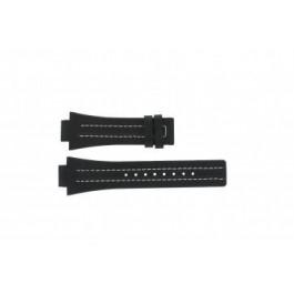 Bracelet de montre Festina F16185 / 1 Cuir Noir 16mm