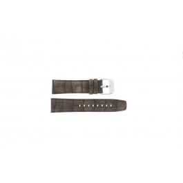 Bracelet de montre Festina F16573/4 Cuir Brun 23mm
