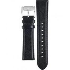 Bracelet de montre Fossil FS4545 Cuir Noir 22mm