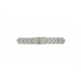 Fossil bracelet de montre CH-2566 Métal Argent 11mm