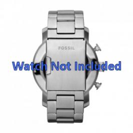 Bracelet de montre Fossil JR1353 Acier 24mm