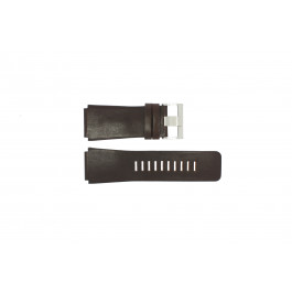 Bracelet de montre Fossil JR9121 Cuir Brun 26mm