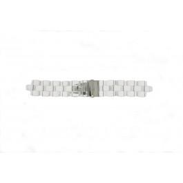 Bracelet de montre Michael Kors MK5235 Plastique Transparant 8mm