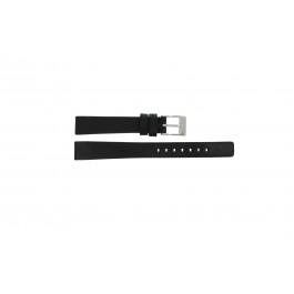 Bracelet de montre Diesel DZ2074 Cuir Noir 14mm