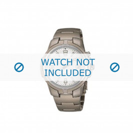 Seiko bracelet de montre 5M42-0L60 Titane Gris