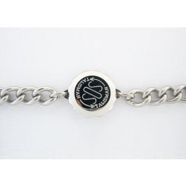 Bracelet avec SOS Talisman SOSAB 9mm