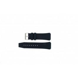 Tommy Hilfiger bracelet de montre TH1251290972 En caoutchouc Bleu 22mm