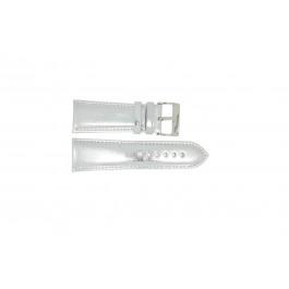 Bracelet de montre Universel 369.31 Cuir Gris 26mm